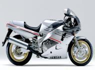 Yamaha FZR1000 1987