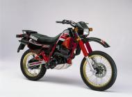 Yamaha XT500 1986