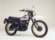 1981 Yamaha XT500