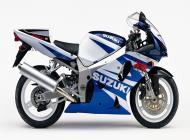 2002 Suzuki GSX-R750