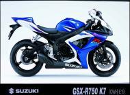 2007 Suzuki GSX-R750