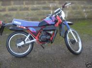 1989 Yamaha DT50MX