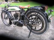 1926 Triumph Model P