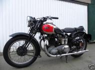1939 Ariel Red Hunter 500