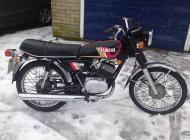Yamaha RXZ100