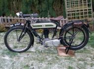 Triumph Model H