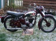 1954 BSA C11G
