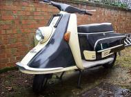 Heinkel A2 Scooter