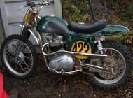 Triumph Metisse 650cc Scrambler