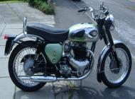 1961 BSA A7