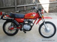Honda XL75