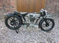 1925 Norton Model 18