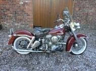 1961 Harley Davidson Duo Glide