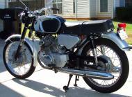 1965 CB160