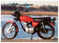 1980 CB125S
