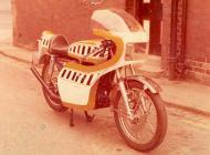 1975 Yamaha RD250C
