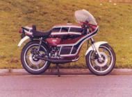 1976 Yamaha RD250C