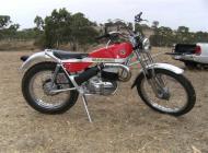 Bultaco Sherpa T M92