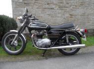 Triumph Bonneville T140D Special