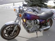 1980 Yamaha XS100 Special