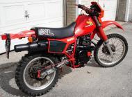1984 XL600R