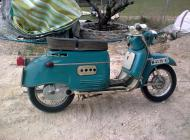 1962 Manet Scooter