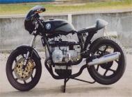 BMW R80RT TIC Race Bike