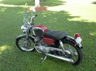 1969 Honda CB160 Sport
