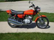1973 Kawasaki S2A