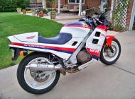 1986 Honda VFR Interceptor