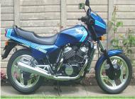 1987 Honda VT500E