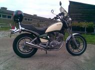 1985 Yamaha Virago 500