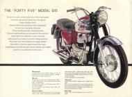 1963 Matchless 4 Brochure