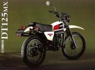 1978 DT125 MX