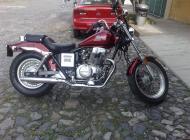 1987 Honda Rebel 450