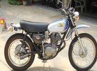 1974 Honda XL350