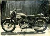 1968 Triumph Trophy 650