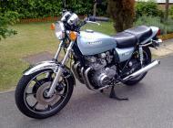 1977 Kawasaki Z650C2