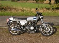Yamaha XS750 D2