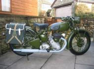 1940 Triumph 5SW
