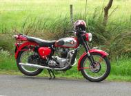 1955 BSA Road Rocket