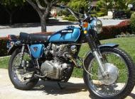 1971 Honda CL450
