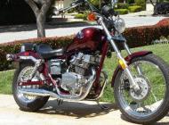 1987 Honda Rebel