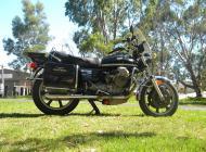 1978 Moto Guzzi G5