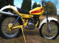 1979 Yamaha Majesty 200