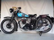 1929 Triumph Model CO