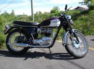 1967 Triumph Bonneville 650cc