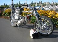 Honda Trail 90 Custom