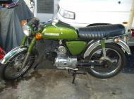 1973 Suzuki A80