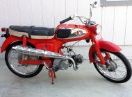1965 Honda S-65